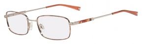 Flexon FL524 Eyeglasses Eyeglasses - 215 Havana / Gold