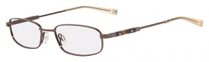 Flexon FL525 Eyeglasses Eyeglasses - 216 Dark Brown