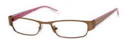 Kate Spade Marissa Eyeglasses Eyeglasses - 0X06 Brown Pink