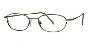 Flexon Magnetics Flx 801 Mag-Set Eyeglasses Eyeglasses - 905 Light Bronze