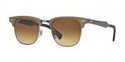 Ray Ban 3507 Sunglasses Sunglasses - 139/85 Brushed Bronze / Gunmetal