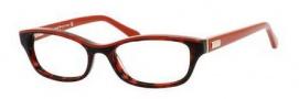 Kate Spade Adina Eyeglasses Eyeglasses - 01A2 Red Tortoise
