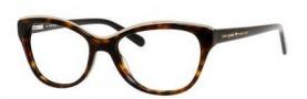 Kate Spade Aida Eyeglasses Eyeglasses - 0086 Havana