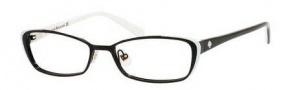 Kate Spade Lidia Eyeglasses Eyeglasses - 0W44 Black Ivory
