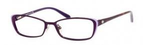 Kate Spade Lidia Eyeglasses Eyeglasses - 01S1 Purple Lilac