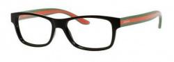 Gucci GG 1046 Eyeglasses Eyeglasses - 051N Shiny Black