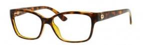 Gucci GG 3627 Eyeglasses Eyeglasses - 0791 Havana