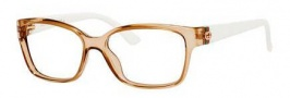 Gucci GG 3627 Eyeglasses Eyeglasses - 0CS1 Light Brown