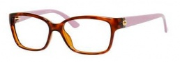 Gucci GG 3627 Eyeglasses Eyeglasses - 0CRE Light Havana