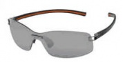 Tag Heuer Oracle Team Track-S 7671 Sunglasses Sunglasses - 106 Black - Red Temple / Black Ceramic Front / Grey Outdoor Flash Lens