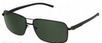 Tag Heuer Automatic Sun Vintage 0882 Sunglasses Sunglasses - 311 Black - Black Temple / Black / Green Precision Lens