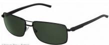 Tag Heuer Automatic Vintage 0883 Sunglasses Sunglasses - 311 Black - Black Temple / Black / Green Precision Lens