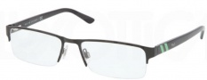 Polo PH1123 Eyeglasses Eyeglasses - 9003 Shiny Black / Demo Lens