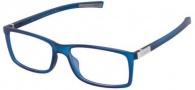 Tag Heuer Urban 7 0511 Eyeglasses Eyeglasses - 008 Matte Blue - Grey Temple / Matte Blue Front