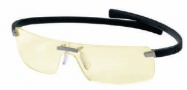 Tag Heuer Panorama Wide 3520 Eyeglasses Eyeglasses - 099 Black Temple / Night Vision Lens