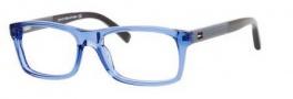 Tommy Hilfiger T_hilfiger 1209 Eyeglasses Eyeglasses - 03GL Transparent Blue