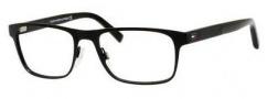 Tommy Hilfiger T_hilfiger 1210 Eyeglasses Eyeglasses - 010G Matte Black