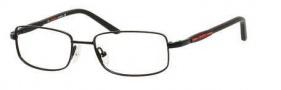 Carrera 7604 Eyeglasses Eyeglasses - 091T Black