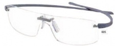 Tag Heuer Panorama Reflex 3503 Eyeglasses Eyeglasses - 005 Light Grey Temple / Titanium