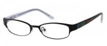 Guess GU 9110 Eyeglasses Eyeglasses - BLK: Satin Black