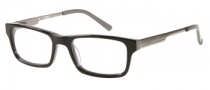 Guess GU 9106 Eyeglasses Eyeglasses - BLK: Black / Grey