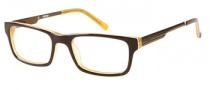 Guess GU 9106 Eyeglasses Eyeglasses - BRN: Brown