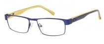 Guess GU 9105 Eyeglasses Eyeglasses - BL: Matte Blue