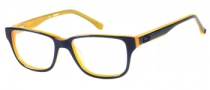 Guess GU 9104 Eyeglasses Eyeglasses - BL: Blue Brown