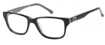 Guess GU 9104 Eyeglasses Eyeglasses - BLK: Black / Grey