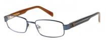 Guess GU 9101 Eyeglasses Eyeglasses - BL: Satin Blue