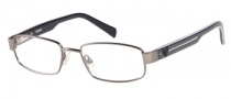 Guess GU 9101 Eyeglasses Eyeglasses - GUN: Satin Gunmetal