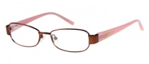 Guess GU 9098 Eyeglasses Eyeglasses - BRN: Satin Brown