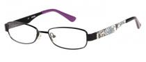 Guess GU 9093 Eyeglasses Eyeglasses - BLK: Black