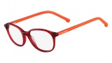 Lacoste L3609 Eyeglasses Eyeglasses - 615 Red