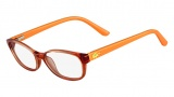 Lacoste L3607 Eyeglasses Eyeglasses - 223 Rust