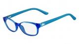 Lacoste L3607 Eyeglasses Eyeglasses - 424 Blue