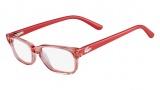 Lacoste L3606 Eyeglasses Eyeglasses - 662 Rose