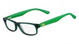 Lacoste L3605 Eyeglasses Eyeglasses - 315 Green