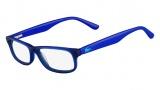 Lacoste L3605 Eyeglasses Eyeglasses - 424 Blue