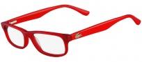 Lacoste L3605 Eyeglasses Eyeglasses - 615 Red