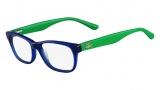 Lacoste L3604 Eyeglasses Eyeglasses - 424 Blue