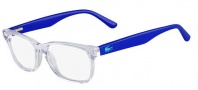 Lacoste L3604 Eyeglasses Eyeglasses - 971 Crystal