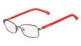 Lacoste L3102 Eyeglasses Eyeglasses - 045 Silver