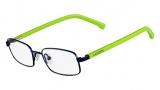 Lacoste L3101 Eyeglasses Eyeglasses - 424 Blue