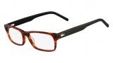 Lacoste L2688 Eyeglasses Eyeglasses - 210 Brown Marble