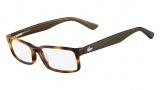 Lacoste L2685 Eyeglasses Eyeglasses - 214 Havana