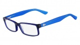 Lacoste L2685 Eyeglasses Eyeglasses - 424 Satin Blue