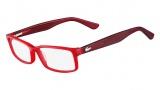 Lacoste L2685 Eyeglasses Eyeglasses - 615 Satin Red