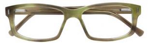Cole Haan CH214 Eyeglasses Eyeglasses - Green Horn