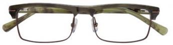 Cole Haan CH219 Eyeglasses Eyeglasses - Green Horn